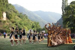 Danses traditionnelles : Alaverdi