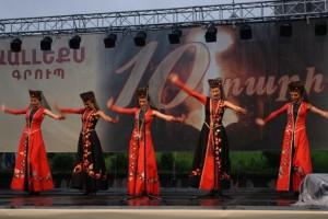 Découverte : danse traditionnelle