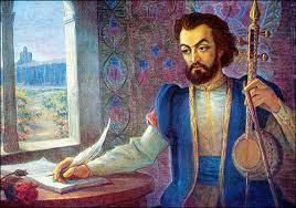 Sayat Nova, troubadout, poète, chanteur et moine
